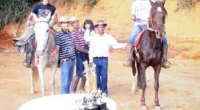 Vereador promove Cavalgada no Bairro Engenho da Serra
