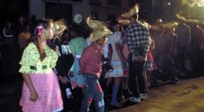 Vereador promove festa no bairro Engenho da Serra